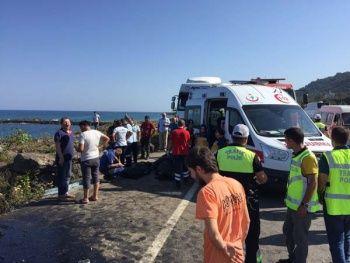 Çok feci kaza: 3 ölü, 1 yaralı