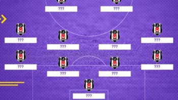 Fenerbahçe'de oynamış Beşiktaşlı futbolcular 11'i