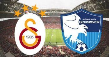 Galatasaray Erzurumspor Canlı İzle