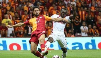 G.Saray'da Lokomotiv maçı öncesi Emre Akbaba şoku
