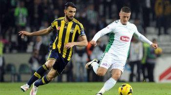Atiker Konyaspor - Fenerbahçe maçı özeti ve golleri izle