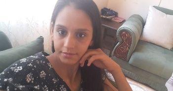 Minik Sebiha kayıp ablası için gözyaşlarına boğuldu
