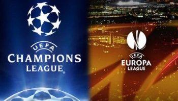 Şampiyonlar Ligi ve Avrupa Ligi maçlarını yayınlayacak kanallar hangileri?