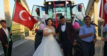 Sıradışı evlilik teklifi! Gelin neye uğradığını şaşırdı...