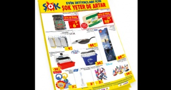 ŞOK MARKET 22-25 Eylül İndirimli Ürünler Kataloğu! | ŞOK MARKET haftasonu indirimli ürünler listesi burada