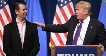 Trump'ın oğlundan babası hakkında flaş sözler