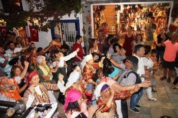 Turistler Bodrum'da gördükleri manzara karşısında şok oldu