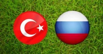 Türkiye Rusya canlı izleme bilgileri
