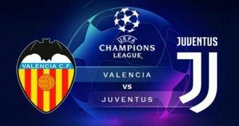 Valencia Juventus maçı özeti ve golleri İZLE