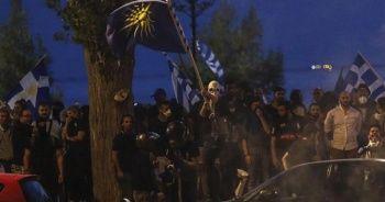 Yunanistan karıştı! Göstericiler polisle çatıştı