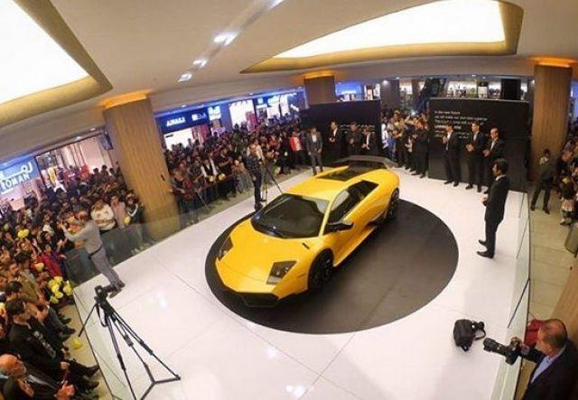Dünyada olay oldu! İşte İran'ın yeni yerli otomobili...