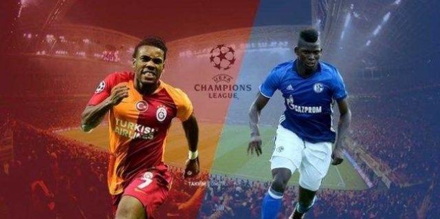 Galatasaray - Schalke 04 MAÇI Canlı İzle! GS Schalke maçını şifresiz veren kanallar izle