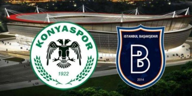 Konyaspor - Başakşehir maçı canlı izle! Şifresiz veren kanallar var mı?