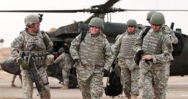 ABD binlerce asker yığabilir!
