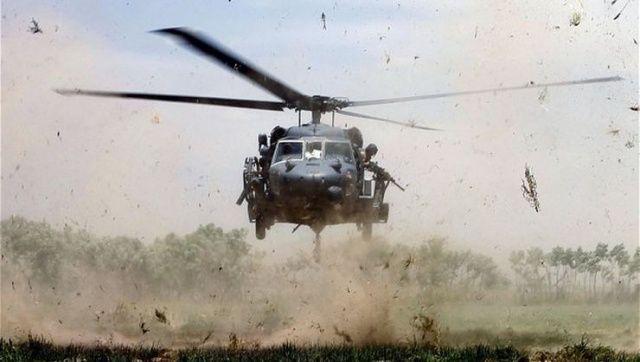 Son dakika.. Ülke şokta! Helikopter düştü, 25 asker öldü