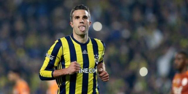 Şok Sözler! Robin Van Persie: 'Fenerbahçe'de...'