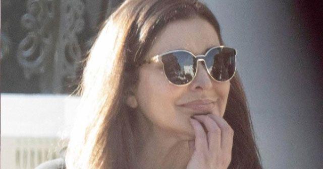 AVM'de 21 milyon dolarlık alışveriş yapan kadın bakın kimin karısı çıktı