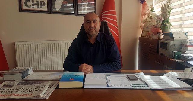 CHP Tunceli İl Başkanı Şükrü Kılıç istifa etti