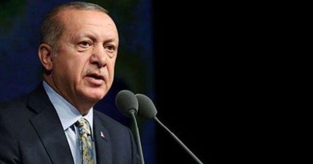 Cumhurbaşkanı Erdoğan'dan müjde!
