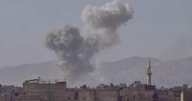 Suriye'den şok 'ABD' iddiası
