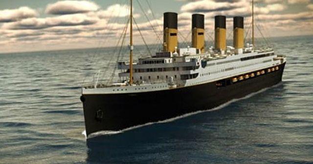 Titanik 2'nin ilk seferini yapacağı tarih belli oldu!
