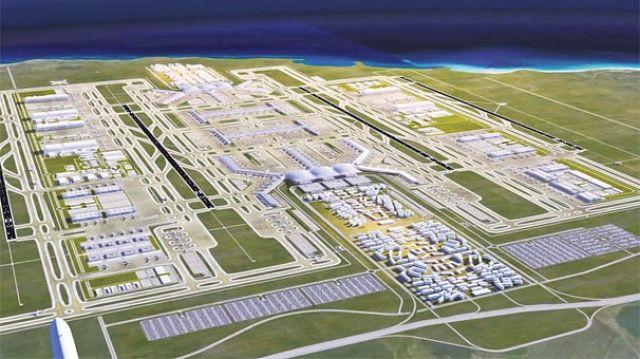 Üçüncü Havalimanı Nerede? 3. Havalimanına Nasıl Gidilir? 3. Havalimanı Ne Zaman Açılacak, Açılacak?