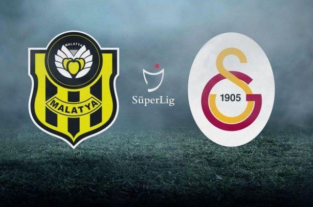 Yeni Malatyaspor Galatasaray 2-0 Maçı özeti ve golleri