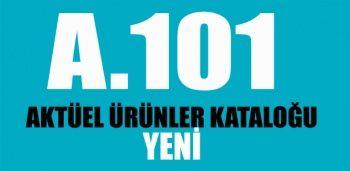 18 Ekim A101 güncel aktüel ürünleri tam listesi! A101 aktüel ürünlerinde neler var?