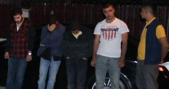 Adana'da ilginç olay! Yakalanan 6 kişi de birbirini suçladı