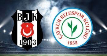 Beşiktaş Rizespor Canlı İzle
