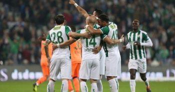Bursaspor Alanyaspor 2-0 özeti ve golleri İZLE