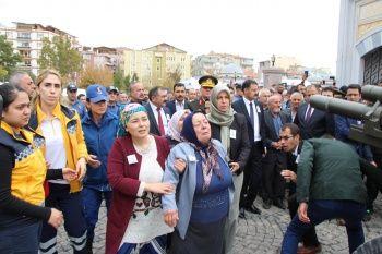 Çukurca'da şehit olan Emre Güngör'ün cenazesinde duygu dolu anlar