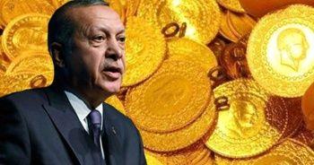 Cumhurbaşkanı Erdoğan'ın açıkladığı 100 kilo altın, bakın kimin çıktı!