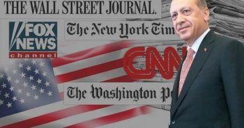Cumhurbaşkanı Erdoğan'ın konuşması ABD basınında