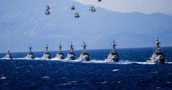 Dünyanın en güçlü deniz kuvvetleri belli oldu! Türkiye bakın kaçıncı sırada?