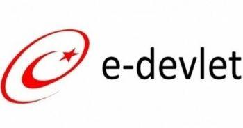 E-Devlet'te bir çok yeni hizmet!