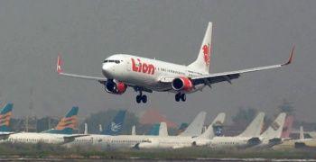 189 kişi taşıyan yolcu uçağı düştü! İlk fotoğraflar...