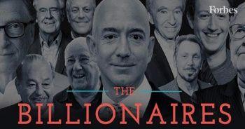 Forbes, en zenginleri açıkladı Bill Gates 24 yıllık koltuğundan indi!