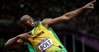 Futbola başlayan Usain Bolt hayatının şokunu yaşadı