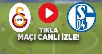 Galatasaray Schalke ŞİFRESİZ CBC SPORT AZ TV İDMAN TV İZLE