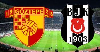 Göztepe (BJK) Beşiktaş MAÇI özeti ve golleri izle!