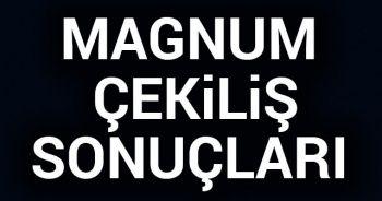 Magnum Çekiliş Sonuçları Sorgulama