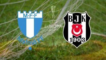 Malmö 2-0 Beşiktaş maçı özeti golleri izle!