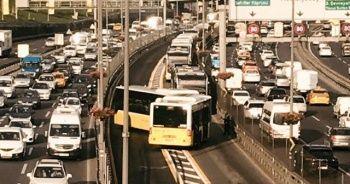 Okmeydanı'nda metrobüs arızası