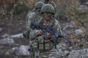 PKK'nın korkulu rüyası! Kahraman komandolar