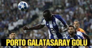 Porto 1-0 Galatasaray maçı golü