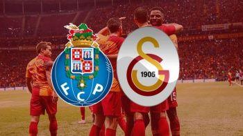 Porto Galatasaray maçı özeti golü izle!