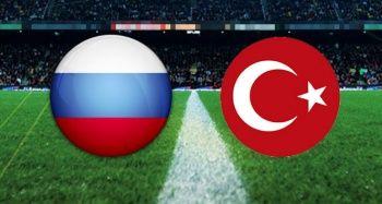 Rusya Türkiye Maçı Canlı İzle