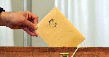 Yerel seçim öncesi son anket! Hangi parti kaç oy alacak?