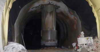 Zigana Tüneli inşaatında sona yaklaşılıyor! İşte son hali...